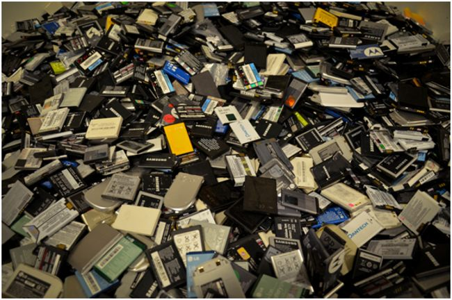 аккумуляторы от телефона