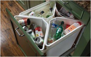 домашняя система сортировки отходов