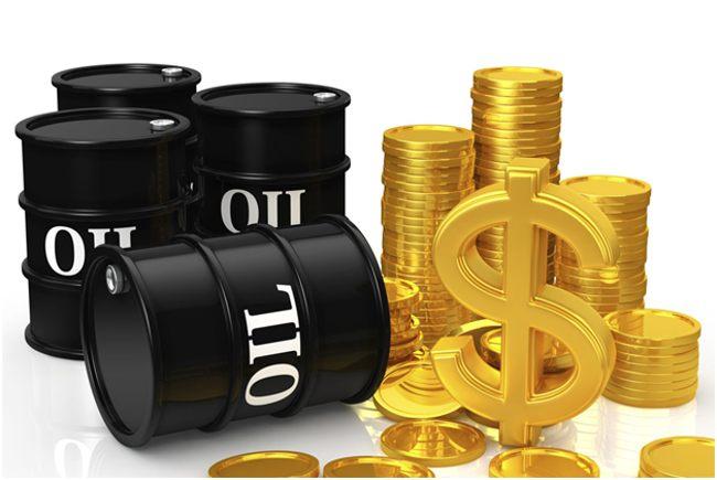 масло и деньги