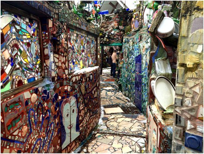 музей мусора в филадельфии