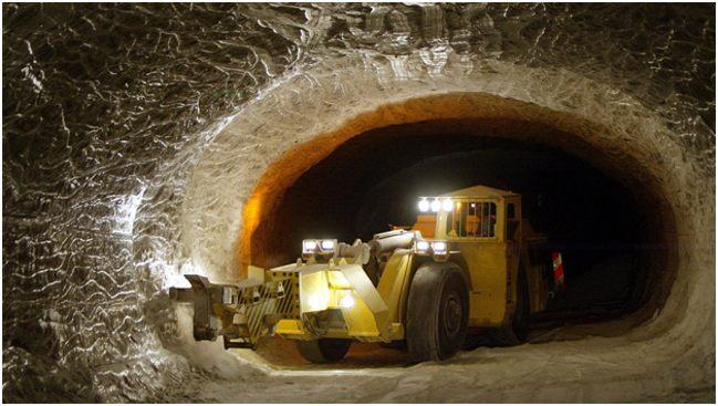 пещера для хранения РАО