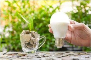 светодиодная лампа и экология