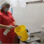 дезинфекция ведра под мед отходы
