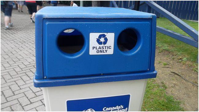 контейнер для пластика в сша