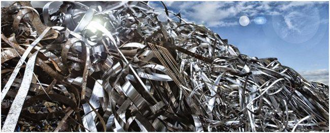 отходы алюминия