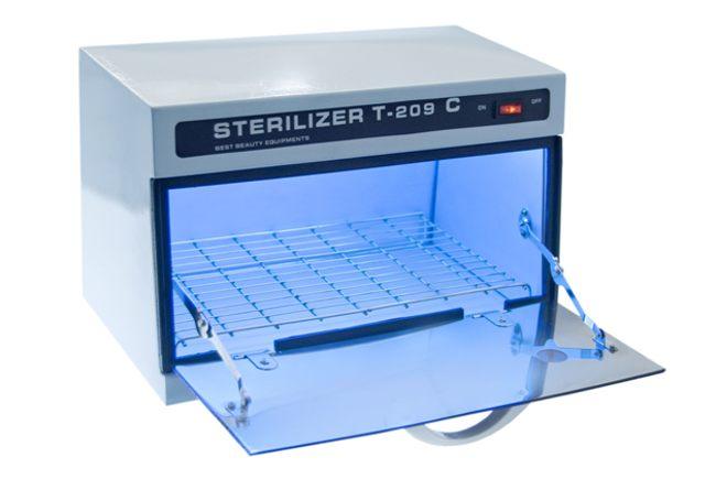 портативный стерилизатор мед отходов