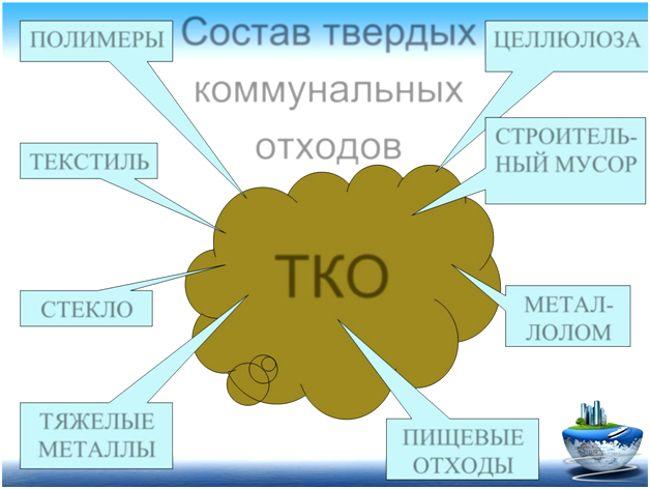 структура тко