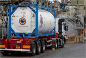 транспорт для перевозки опасных грузов