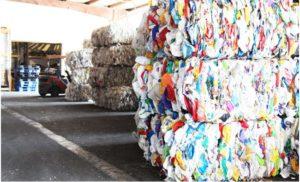 тюки из отходов ПП