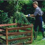 закладывание компоста из травы