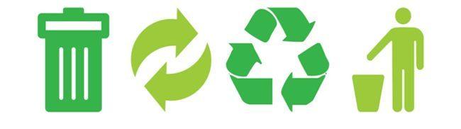 знаки утилизации и переработки