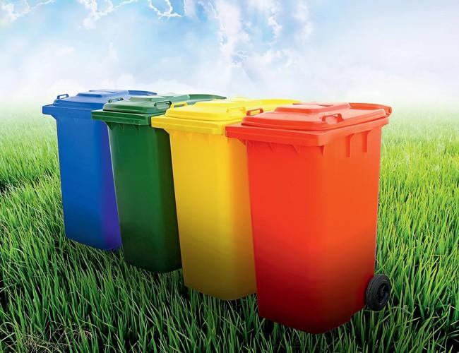 баки для мусора