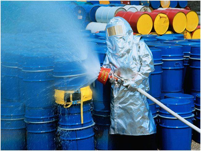 нейтрализация вредных веществ в воздухе