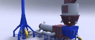 оборудование для сжигания отходов