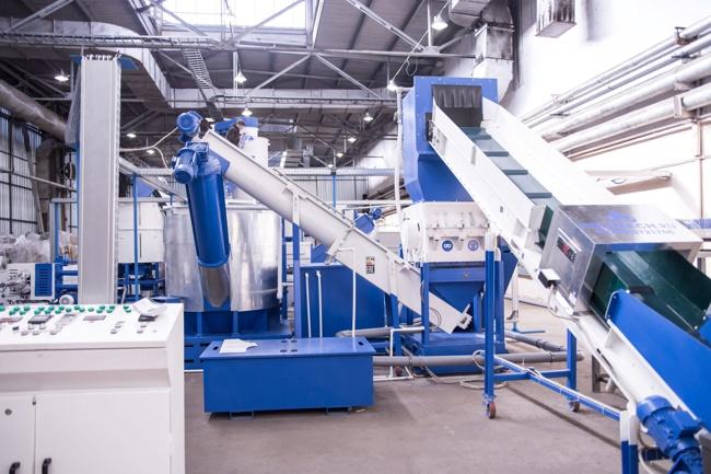 оборудование по переработке резины