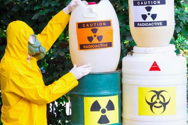 опасные токсичные отходы
