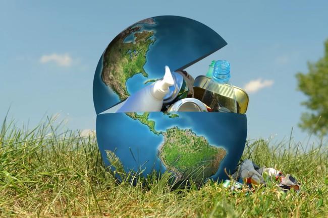 планета и отходы