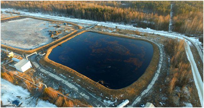 полигоны токсичных отходов