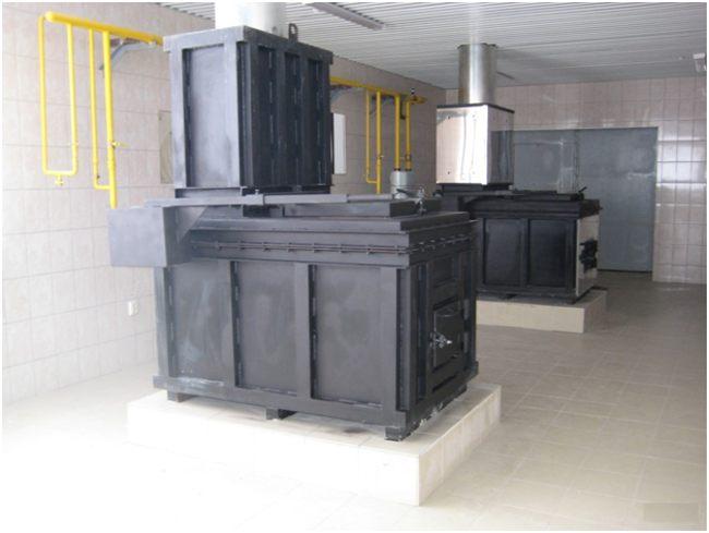 прямоугольные крематоры