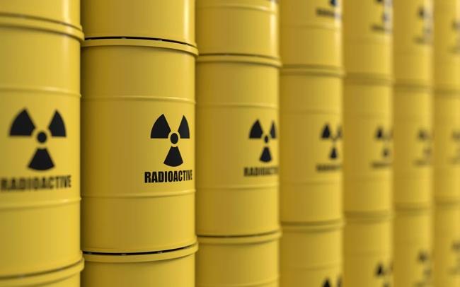 радиактивные емкости
