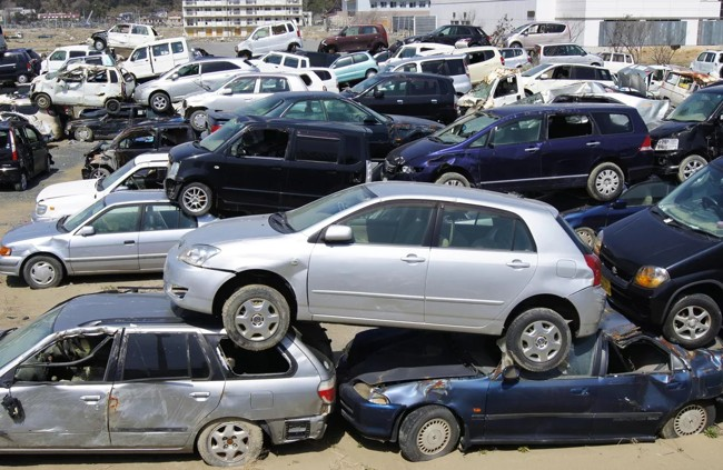 утиль автомобили
