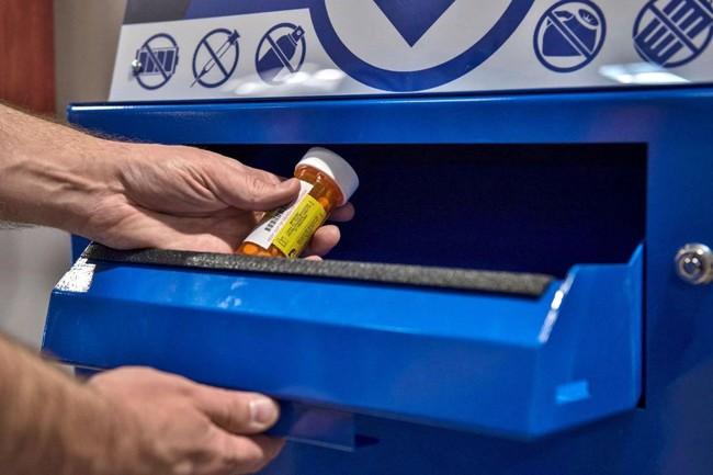 утилизация таблеток