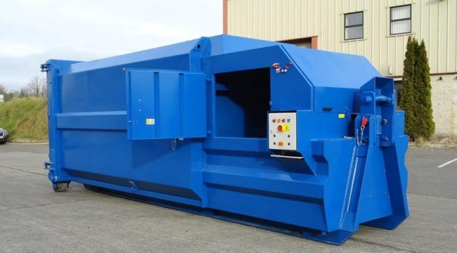 компактор для мусора