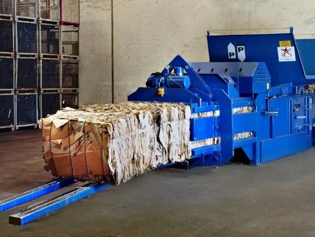пресс для мусора